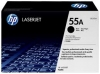 HP TONER NO 55A BLACK